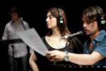 Il radiogramma diventa audiodramma, lascia la radio, passa in teatro e esce sul web