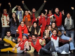 Le Belle Notti con la Compagnia dei Giovani al teatro Ghione di Roma