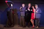 Crepino gli attori, la commedia in scena al Teatro greco di Roma. La sera di San Valentino biglietto gratis per le donne innamorate