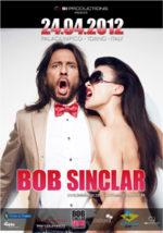 Bob Sinclar in concerto al Palaolimpico di Torino