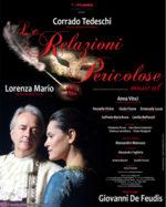 Le relazioni pericolose, uno spettacolo tratto dal romanzo di Choderlos de Laclos al Sala Umberto di Roma
