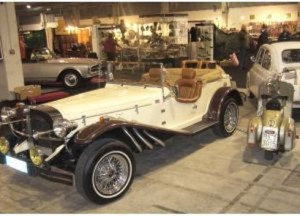 Auto e moto d'epoca alla Nuova Fiera di Roma