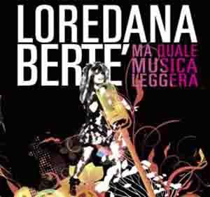 Ma quale musica leggera, il nuovo singolo della Berte' in rotazione radiofonica e digital download