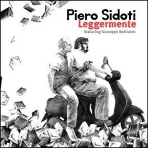 Salone del Libro di Torino, Piero Sidoti presenta Leggermente, il suo nuovo brano