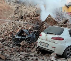 Terremoto Emilia Romagna, venti le scosse registrate da stanotte sino alle nove di stamattina
