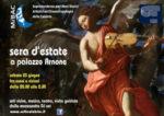 Sera d'estate a Palazzo Arnone di Cosenza