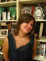 Annamaria Staganelli, la vincitrice del Premio Jacopo Fanfani 2012, Giovani talenti, Sezione Scienza