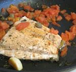Tranci di salmone al profumo di spezie