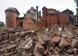 Terremoto, proseguono le scosse in Emilia Romagna