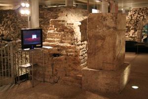 Il Festival delle Risonanze allo spazio Archeologico Sotterraneo del Sas