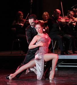 Tango, concerto e danza al Teatro Ghione di Roma