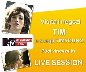 MusicLive di Mtv e Tim