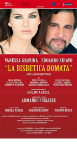 La bisbetica domata, al Teatro Ghione di Roma