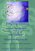 Con-tatto naturale, l'ultimo ciclo di opere di Anna Maria Papalini