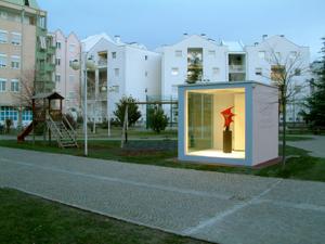 Il Pac Padiglione di Milano presenta la mostra Alberto Garutti. Didascalia