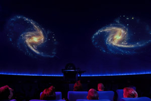 Il Planetario si raddoppia, due cupole per ammirare le stelle