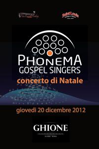 Phonema Gospel Singers al Teatro Ghione
