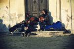 Schola Romana. Roma de santi e de mignotte al Teatro Trastevere di Roma