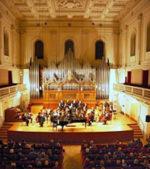 Paolo Damiani S. Cecilia Jazz Band ospite Luca Aquino al Conservatorio di Santa Cecilia di Roma