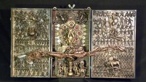 Interazioni Art Gallery, presenta Di demoni e dei… , la personale di Roberto Molinelli
