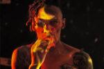 Tricky approda all'Estragon di Bologna a Febbraio 2015 per presentare il suo ultimo album Adrian Thaws