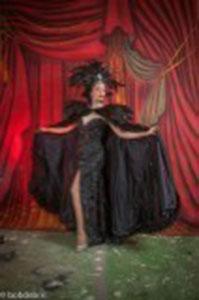 Grace Hall, protagonista de ' Il Ballo del Doge' al Carnevale di Venezia