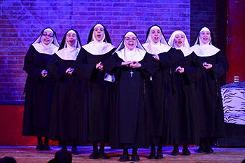 """""""Nunsense-Le amiche di Maria"""". Al Teatro Martinitt di Milano Sister Act all'italiana"""