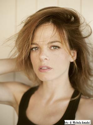 Eugenia Costantini, un concentrato di sensualità e di bellezza