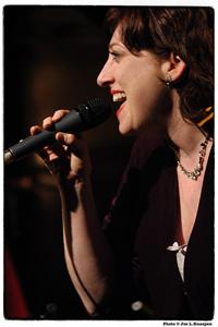 Anita Wardell, per la prima volta in assoluto a Roma. Appuntamento sul palco dell'Alexanderplaz