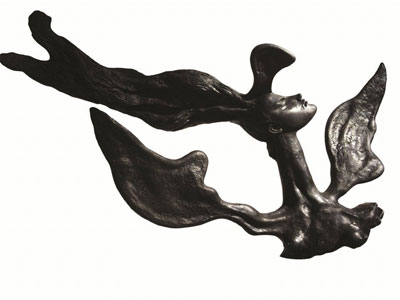 Altrove, sculture di Paolo Mayol in mostra alla Sala Santa Rita  di Roma