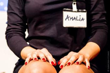 Amalia e basta, lo spettacolo di e con Silvia Zoffoli in scena al Teatro Sala Fontana di Milano