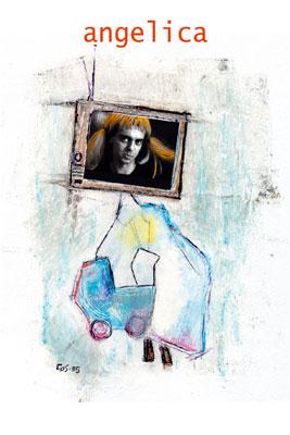 Angelica, lo spettacolo di e con Andrea Cosentino