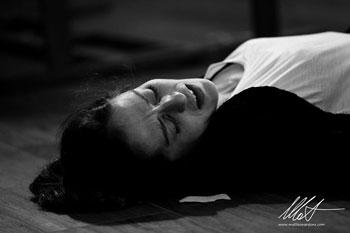 Antigone, io nuovo lavoro di Filippo Gili in scena al Teatro dell'Orologio di Roma