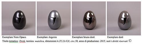 L'Archivio Paolini presenta le sculture limited edition realizzate su disegno di Roberto Paolini