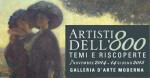 Artisti dell'Ottocento e Collezione Gemito in mostra alla Galleria di via Crispi a Roma