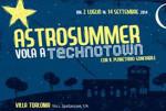Astrosummer 2014, un castello di stelle al Planetario gonfiabile a Technotown