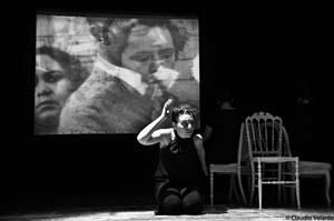 Billie la frivola, lo spettacolo presentato di Macroritmi e Stilnovo al Teatro Due di Roma