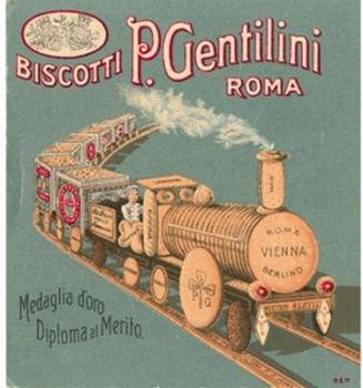 Biscotti P. Gentilini 125 anni di bontà