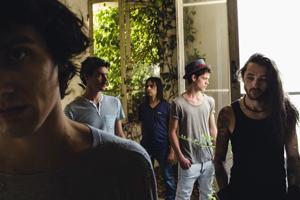 I Blastema in concerto al Vidia Club di Cesena