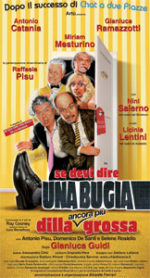 Se devi dire una bugia dilla ancora più grossa, la commedia in scena al Sala Umberto di Roma