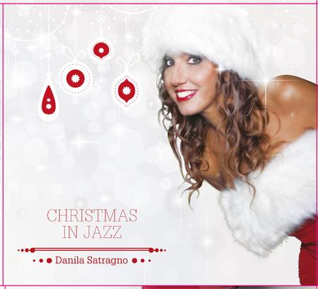 Christmas In Jazz, il disco di Natale di Danila Satragno è disponibile nei negozi tradizionali, in digital download e in tutte le piattaforme streaming