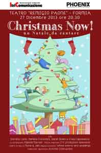 Christmas Now: un Natale tutto da cantare al Teatro R. Paone