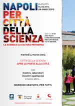 Citta' della Scienza riparte: l'appuntamento con Agenda 21