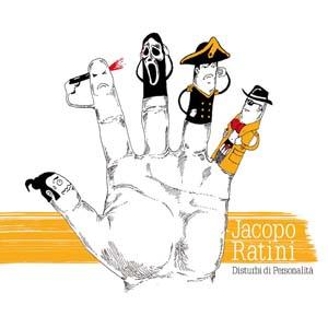Jacopo Ratini  in concerto all'Asino che vola di Roma