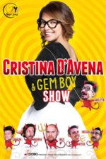 Cristina D'Avena & Gem Boy al Piper Club