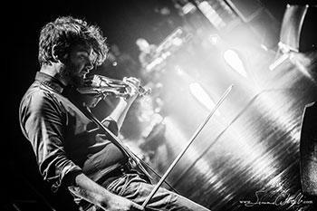 """Andrea di Cesare, il primo violinista  in Italia diventa """"Yamaha Artist"""""""