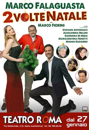 Due volte Natale, la divertente commedia del mistero in scena al Teatro Roma