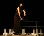 Ummonte, lo spettacolo interpretato da Elisa Porciatti. Menzione Speciale Premio Scenario 2013 al Teatro Bi.Pop di Roma