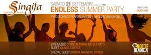 Al Singita Miracle Beach Endless Summer Party