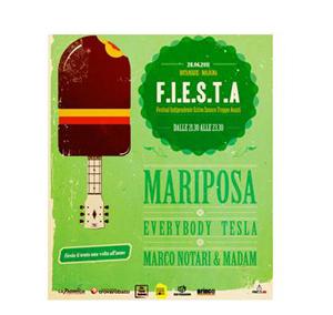 F.I.E.S.T.A. con Mariposa al BOtanique